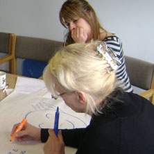 appreciative inquiry experts - Appreciating People, Liverpool UK - one to one session
