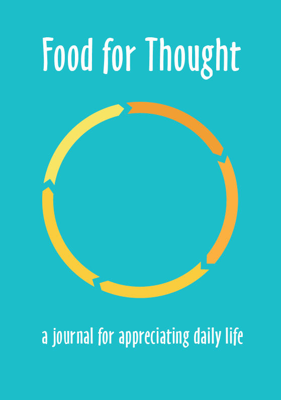appreciative inquiry journaling, Food for Thought, Appreciating People, UK